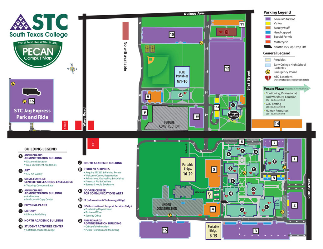 South Texas College Campus Map.Meet And Greet A South Texas College Student Organization